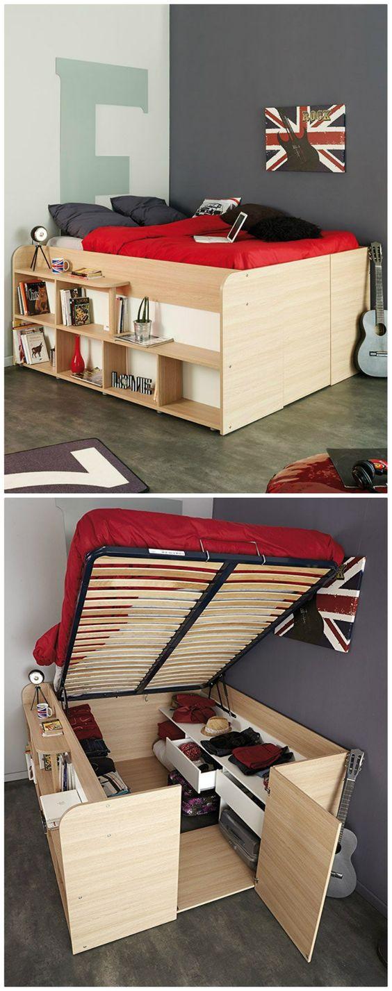 modern bed designs with storage 5
