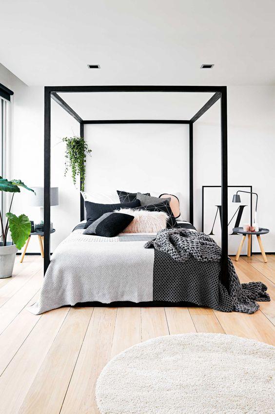 Four Poster Ideas For Modern Bedroom Design. ...