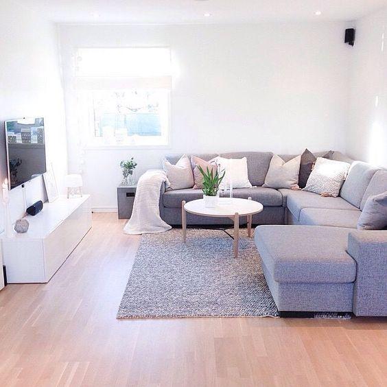 Superb A Very Simple Living Room Idea. ...