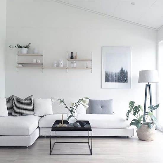 Simple Living Room Designs to Captivate the Simple Hearts - Home ...