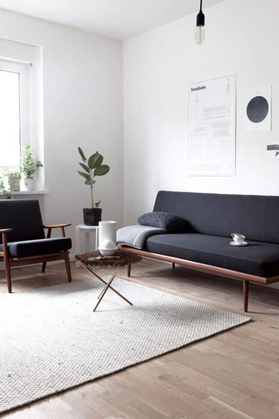 Minimalist Simple Living Room Designs. ...