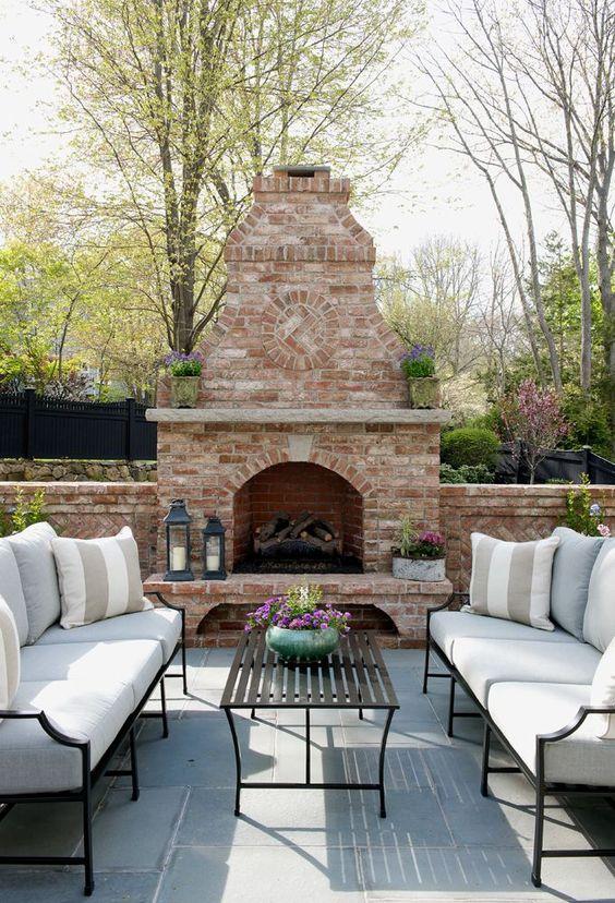 outdoor fireplace ideas 1.a.ii
