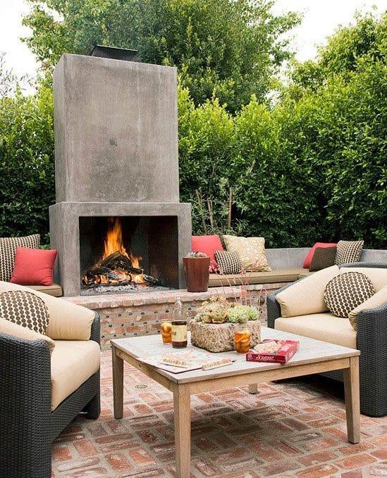 outdoor fireplace ideas 1.a.iv