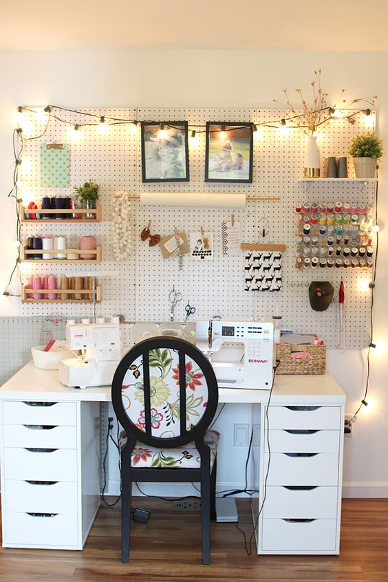 Sewing Room Designs & Ideas Part - 19: Sewing Room Ideas 1.a.i