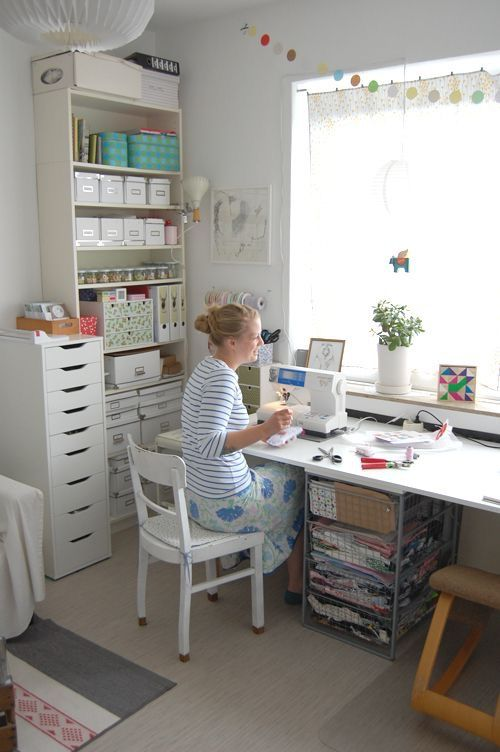 Sewing Room Designs & Ideas Part - 24: Sewing Room Ideas 1.a.ii