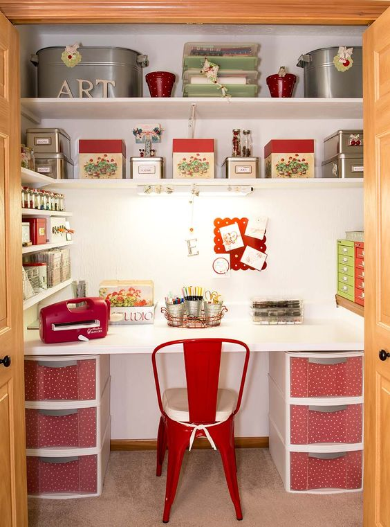 Sewing Room Ideas For An Inspiring Sewing Space Home