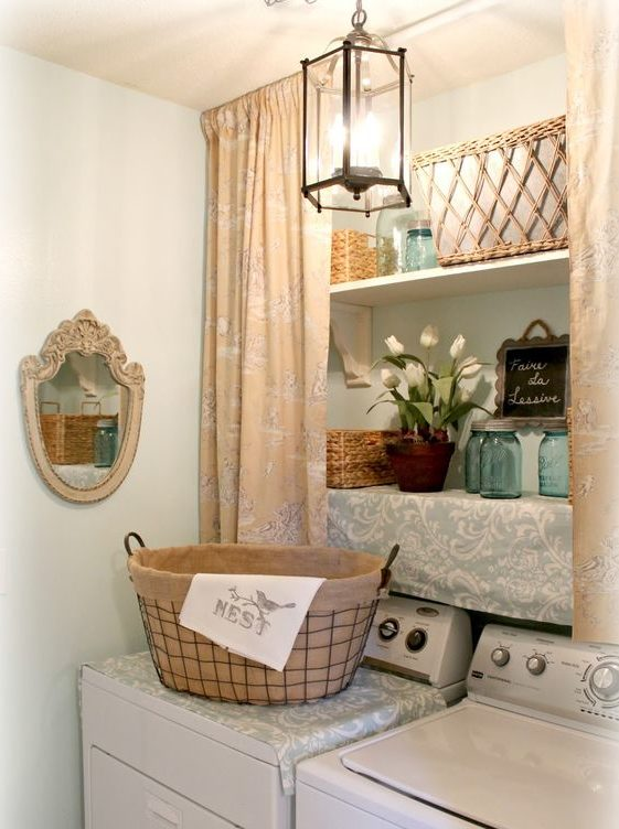 small laundry room ideas 2.a.vi