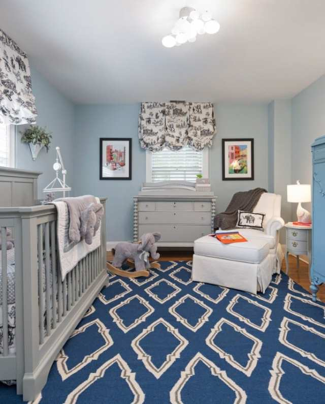 Fantastic Baby Boy Room Ideas For Your Little Prince