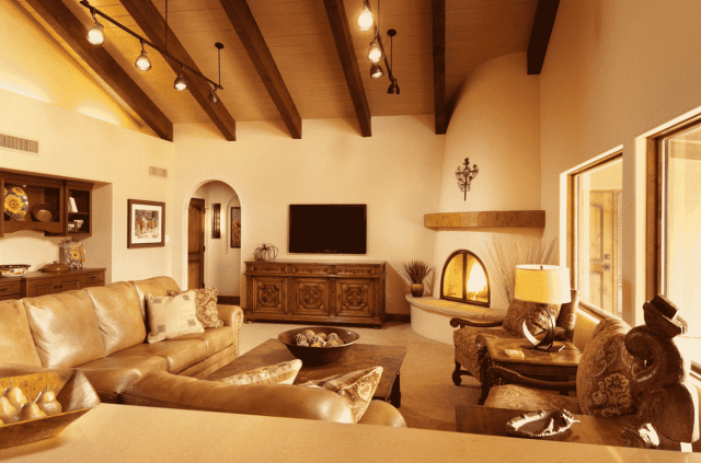 Ravishing Solutions To Your Corner Fireplace Ideas - Home Ideas HQ