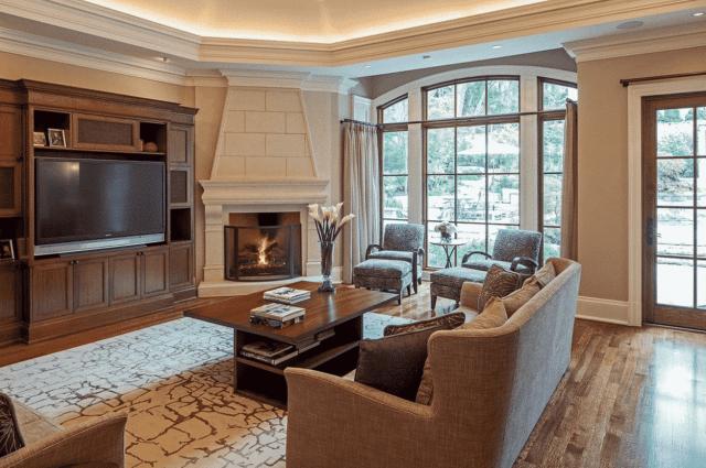 corner fireplace ideas 1.e
