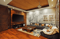 Eyeball-Swiveling TV Room Ideas For All People - Home Ideas HQ