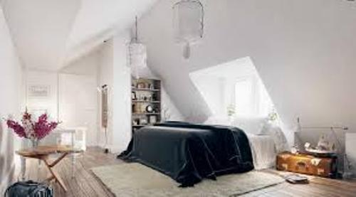 How To Arrange A Bedroom With Slanted Walls 5 Steps To Know Home Improvement Day