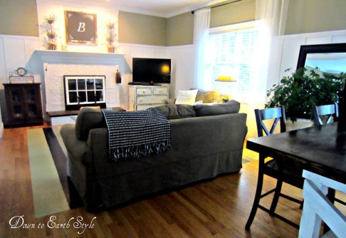 ideas on how to arrange living room furniture sofa for with an open floor plan: 5 ...
