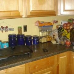 Fruit Basket For Kitchen Coffee Rugs How To Arrange Countertops: 6 Guides | Home ...