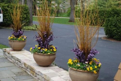 How To Arrange Outdoor Flower Pots: 5 Guides