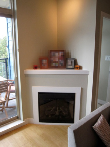 How to Decorate a Corner Fireplace Mantel 5 Ways for Elegant Fall Season  Home Improvement Day