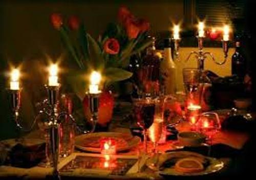 How To Decorate Dinner Table For Valentines Day 5 Steps