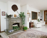 How To Decorate A Fireplace Mantel For Summer: 5 Ways For ...