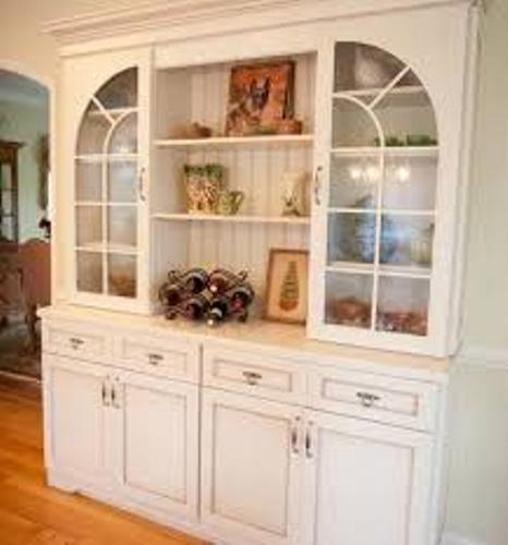 How To Decorate Kitchen Cabinets With Glass Doors: 5 Ways