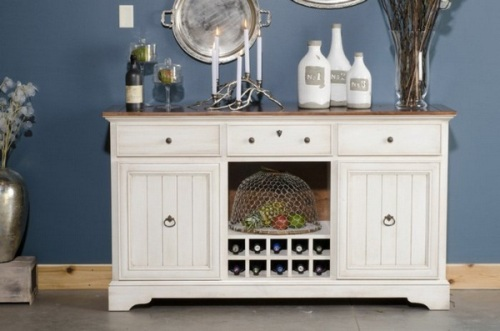 How To Decorate A Kitchen Buffet 5 Ideas For Ornamental