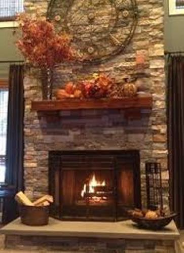 How To Decorate A Stone Fireplace Mantel 5 Guides For Unique Design  Home Improvement Day