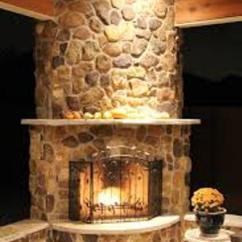 How To Decorate Living Room Simple Interior Design For Small In Philippines A Round Fireplace Mantel: 5 Ways Apply ...