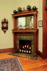 How To Decorate A Victorian Fireplace Mantel: 5 Ways To ...