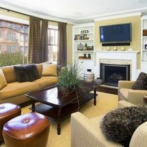 Living Room Ideas Tv Above Fireplace 1025thepartycom