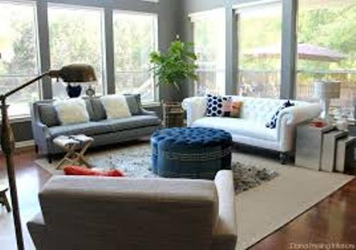 Good 2 Couches In Small Living Room 2017 Part 20