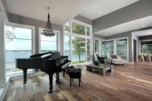 How To Arrange A Living Room With A Grand Piano: 5 Ideas