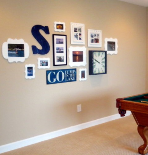 How To Arrange Family Pictures On A Large Wall 5 Guides