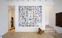 How To Arrange Pictures On A Wall Without Frames: 5 Tips ...