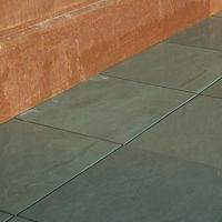 Snap Together Slate Patio Tiles. Outdoor Slate Floor Tiles ...