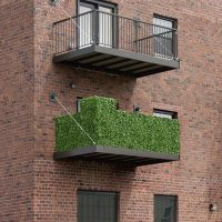 Discover - Balcony Rail Hedges for Privacy - Home ...