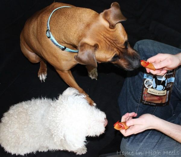 Smart Peanut Butter Bones for Dogs