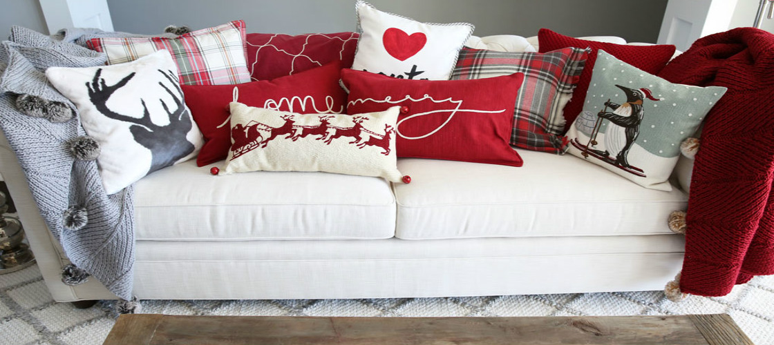 outstanding pillows for your christmas