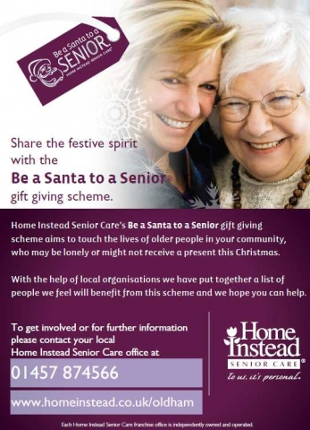 Christmas Gifts For Elderly People
