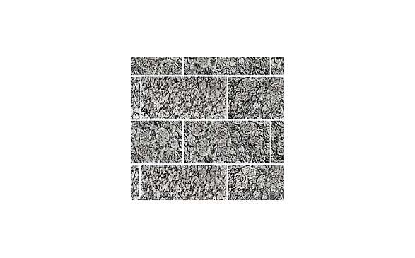 cleopatra silver amalfi glass mosaic tile