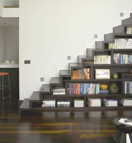 storage stairs