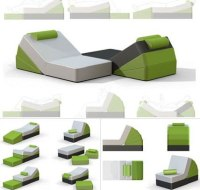 Furniture Designs To Make The Most Out Of Tiny Apartment