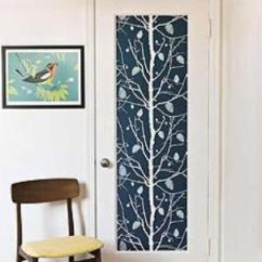 Simple Ideas To Decorate Your Living Room Mans Door Panel Using Stylish Patterns - Home ...