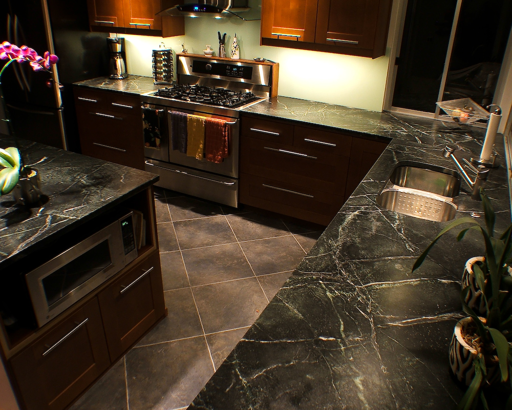 quartz kitchen countertops unit pros and cons of having soapstone countertops?
