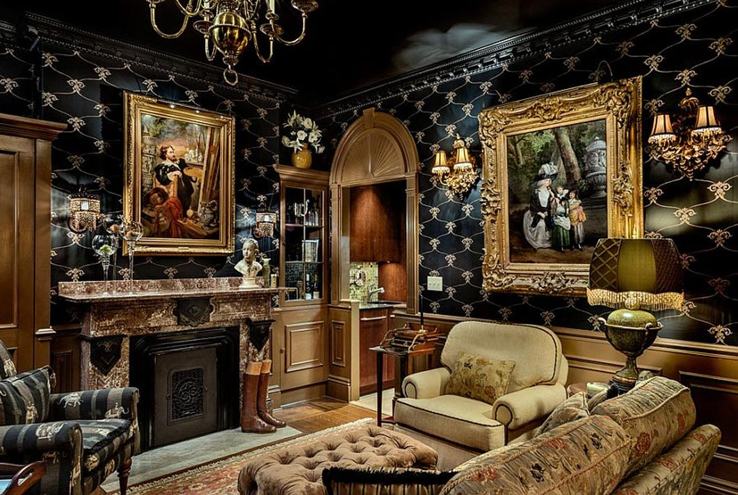 Ways to get a Gothic Home Decor Easily