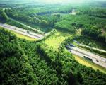 Green Bridge in Germany