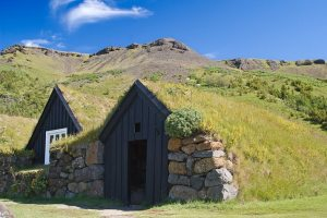 Traditional Houses of North Iceland