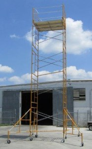 26 ft tower and internal stair clamp 001