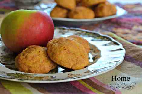 Pumpkin Snickerdoodles- Home in the Finger Lakes