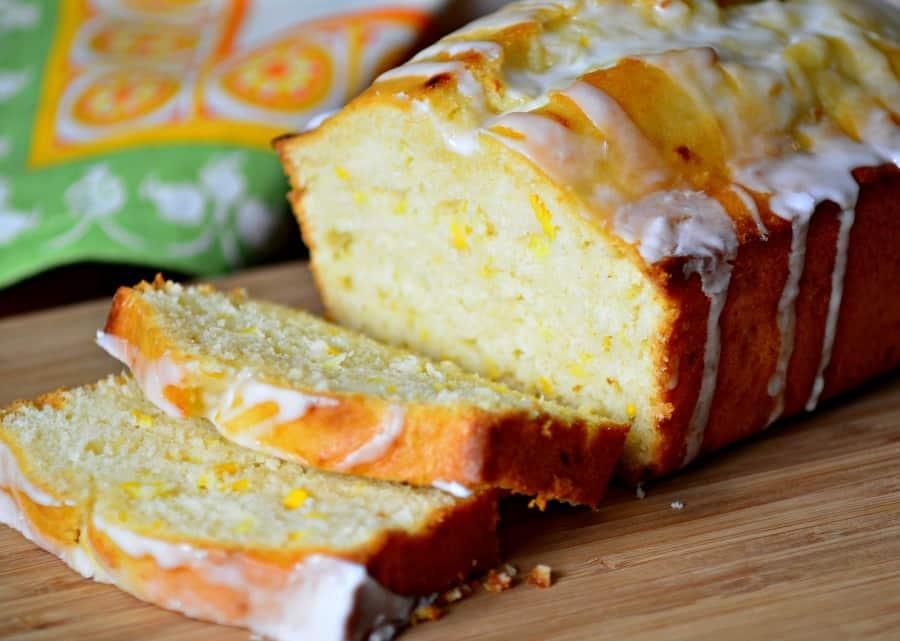 Lemon Zucchini Bread Using Cake Mix
