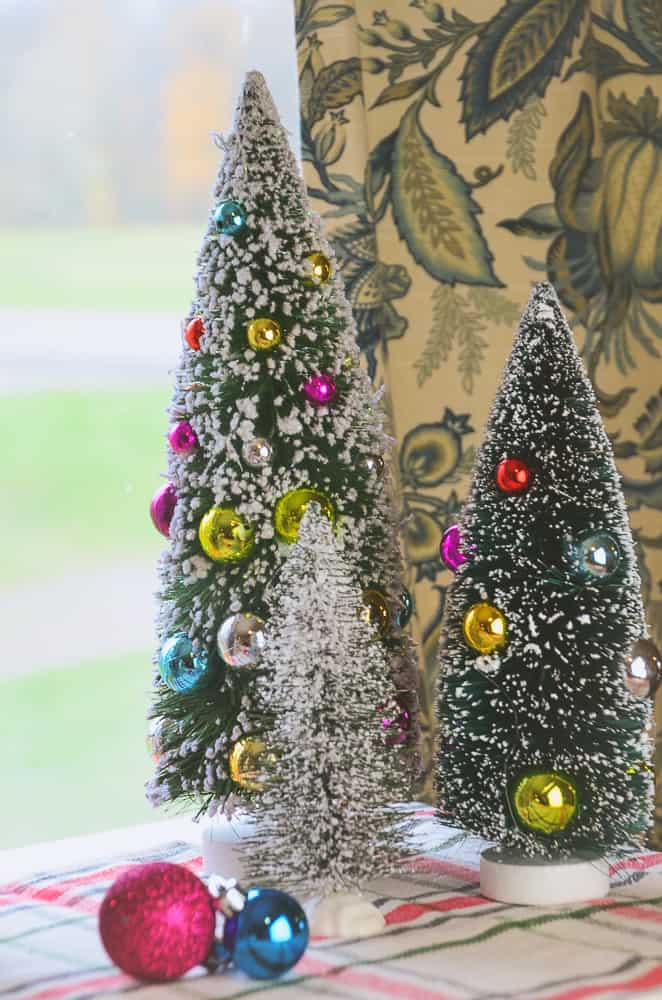 Do you have a specific time you like to set out holiday decor? What bugs you more? Decorations out early? Or leaving them up way after Christmas?
