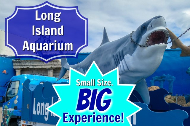 Long Island Aquarium Title